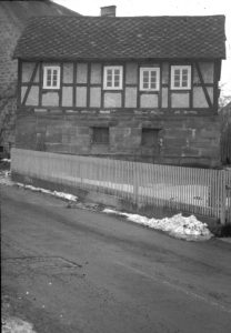 Das Backhaus an der Schule