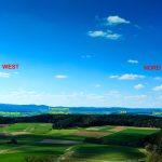West und Nord-West